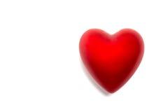 вектор Валентайн сердца искусства красный Стоковое фото RF