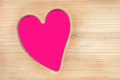 вектор Валентайн формы картины s сердца подарка рамки конструкции дня карточки безшовный Стоковое Изображение RF