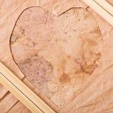 вектор Валентайн формы картины s сердца подарка рамки конструкции дня карточки безшовный Стоковая Фотография
