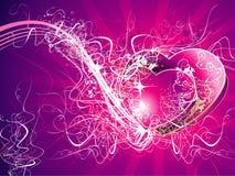 вектор влюбленности Стоковые Фотографии RF