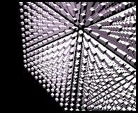 вектор вселенного 3d Стоковые Фотографии RF