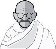 Вектор Ганди Стоковая Фотография RF