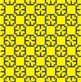 вектор геометрической картины безшовный Стоковое Фото