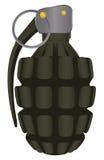 Вектор гранаты Стоковые Изображения RF