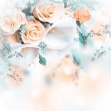 вектор детального чертежа предпосылки флористический Стоковое Изображение