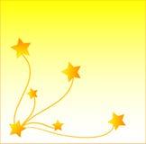 вектор звезды предпосылки Стоковое фото RF