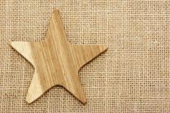 вектор звезды партера сетки элемента деревянный Стоковое Изображение