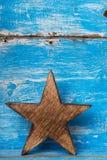 вектор звезды партера сетки элемента деревянный Стоковое Изображение RF