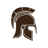 Вектор значка шлема ратника бесплатная иллюстрация