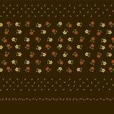 Вектор дизайна предпосылки цветка Стоковые Изображения
