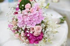 вектор изображения цветка букета яркий Стоковые Фото