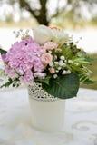 вектор изображения цветка букета яркий Стоковые Изображения