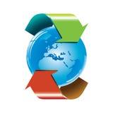 вектор иконы eps дела коммуникативный Стоковое Фото