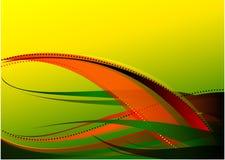 вектор иллюстрации абстрактной предпосылки флористический иллюстрация вектора