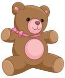 вектор иллюстрации медведя Стоковые Изображения