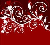 вектор иллюстрации цветка предпосылки иллюстрация вектора