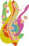 вектор иллюстрации цветов различный Стоковые Изображения