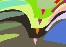 вектор иллюстрации Стоковая Фотография RF