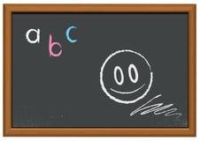 вектор иллюстрации chalkboard Стоковые Фото