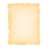 вектор листа иллюстрации старый бумажный иллюстрация вектора