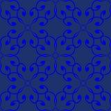 вектор иллюстрации безшовный Стоковое Изображение