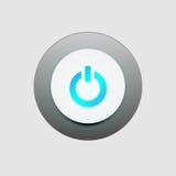 Вектор иллюстрации пользовательского интерфейса кнопки Стоковое фото RF
