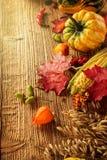 вектор иллюстрации предпосылки осени красивейший Стоковая Фотография