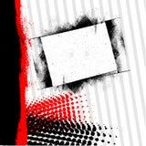 вектор иллюстрации grunge предпосылки красивейший Стоковая Фотография RF