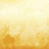 вектор иллюстрации grunge предпосылки осени Стоковые Фото