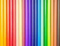 вектор карандаша иллюстрации предпосылки цветастый Стоковое Фото