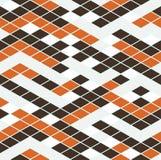 вектор картины безшовный геометрическая картина безшовная картина мозаики безшовная иллюстрация штока