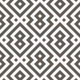 вектор картины безшовный геометрическая текстура Стоковые Фотографии RF