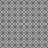 вектор картины безшовный самомоднейшая стильная текстура Повторять геометрические плитки Стоковое Фото