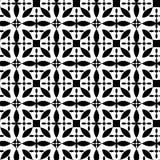 вектор картины безшовный самомоднейшая стильная текстура Повторять геометрические плитки Стоковое Изображение RF
