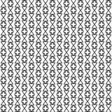 вектор картины безшовный самомоднейшая стильная текстура Повторять геометрические плитки Стоковые Изображения RF