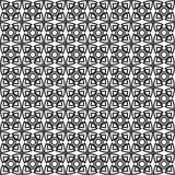 вектор картины безшовный самомоднейшая стильная текстура Повторять геометрические плитки Стоковые Фотографии RF