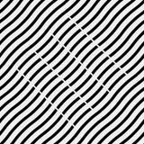 вектор картины безшовный самомоднейшая стильная текстура Стоковое Изображение