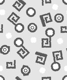 вектор картины безшовный Стоковые Изображения RF
