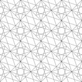 вектор картины безшовный Стоковое Изображение