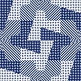 вектор картины безшовный Стоковое Фото