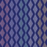 Вектор картины косоугольника безшовный Стоковое Изображение