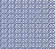 вектор картины орнамента безшовный Стоковая Фотография RF