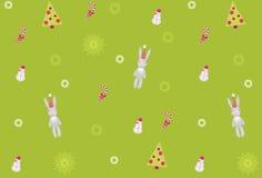 вектор картины рождества бесплатная иллюстрация