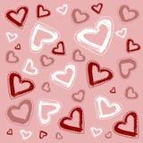 вектор картины сердца Стоковые Изображения RF