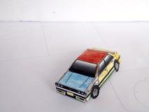 вектор картины шаржа автомобиля безшовный Стоковая Фотография