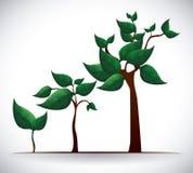 вектор картины экологичности конструкции хороший Стоковая Фотография