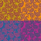 вектор картины paisley безшовный бесплатная иллюстрация