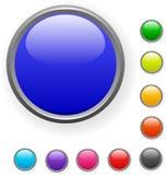 вектор кнопки Стоковые Фото