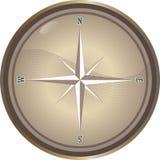 вектор компаса Стоковая Фотография