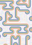 вектор костюмов радуги illustratin предпосылки безшовный wallpaper наилучшим образом бесплатная иллюстрация